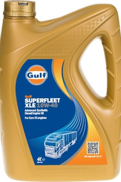 GULF Superfleet XLE 10W-40